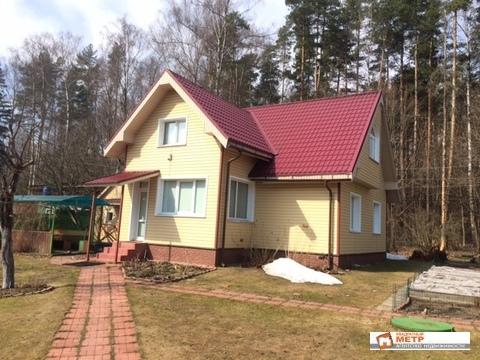 Жилой дом общей площадью 101,7 кв. м. на участке 12 соток в СНТ Труд 2
