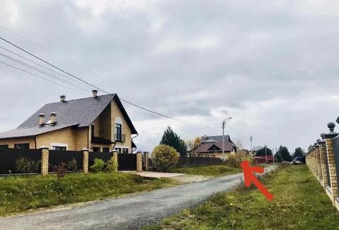 Участок в элитном , закрытом поселке в Усть-качке