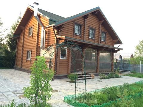 Дом, Минское ш, Можайское ш, Киевское ш, 40 км от МКАД, Петелино д. .