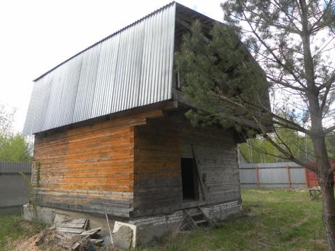 Продается двухэтажная дача (недострой) в ДНП