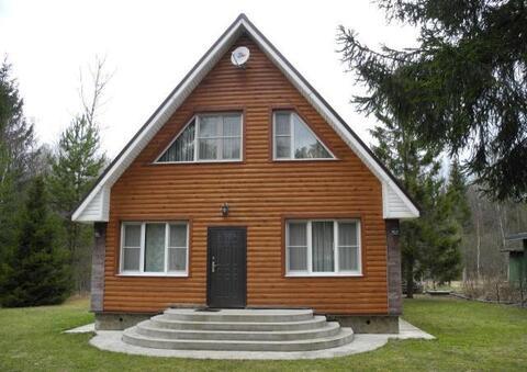 Продается двухэтажная дача