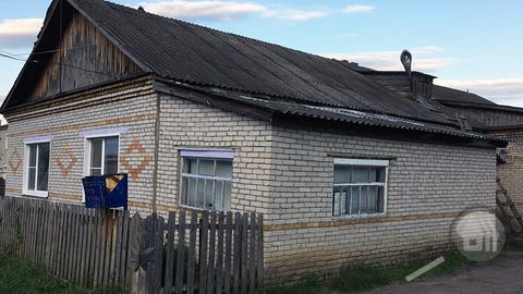 Продаётся часть дома с земельным участком, рп. Шемышейка, ул. Новая