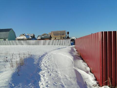 Участок 10 сот. , Киевское ш, 30 км. от МКАД.