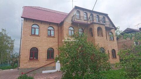 Жилой дом в черте г. Дедовска!