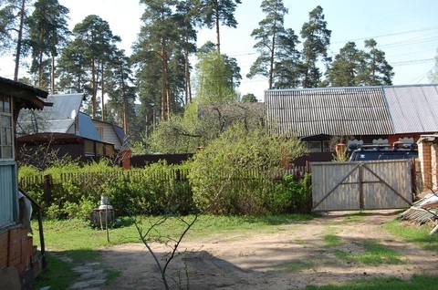 Часть дома 56.4 кв.м. Раменском р-не, пос. Кратово (Жуковская сторона)