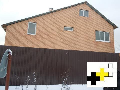 Кирпичный дом 250м2 в 15 км от Зеленограда