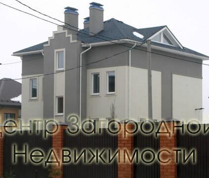 Коттедж, Щелковское ш, 8 км от МКАД, Балашиха. Коттедж (дом) 410 кв.м. .