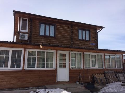 Званка ул. Лесная 54 потрясающий умный дом, по факту два дома