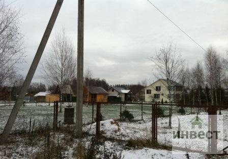 Продается земельный участок 10 соток по адресу Наро-Фоминский район д.