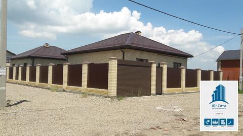 Продаётся одно этажный дом в Краснодаре