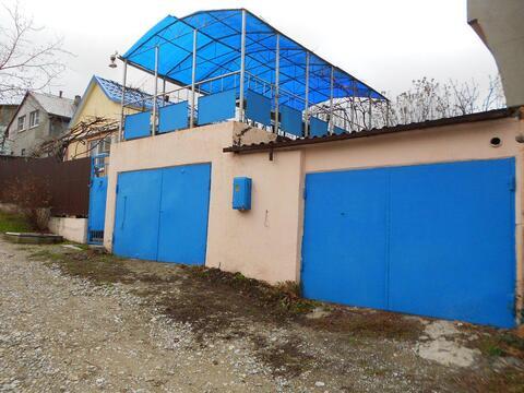 Небольшое Капитальное Домовладение в черте г. Новороссийска.
