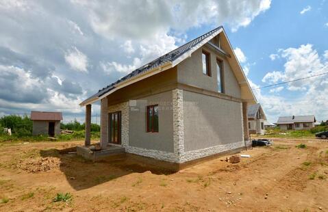 Новый грамотный дом с газом и тёплыми полами 200 кв.м, Участок 10 .