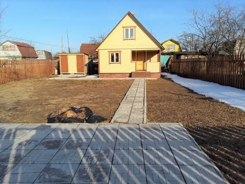 Дача на участке 5.5 соток для круглогодичного отдыха в д.Дроздово