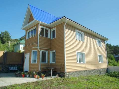 Продаётся новый 2-этажный коттедж в Иркутске