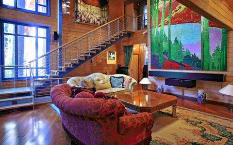 Дом на Рублевке на Николиной горе 1070 кв.м на 42 сотках