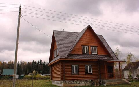 Продается 3х этажная дача 140 кв.м. на участке 10 соток