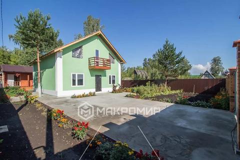 Продажа дома, Новосибирский район, 272