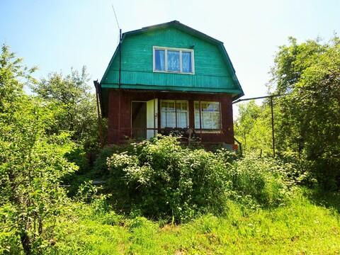 Дача 60 кв.м. на первой линии Оки в Серпуховском р-не СНТ ока.