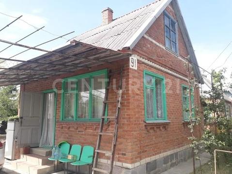 Продается дом, г. Краснодар, Елизаветинская