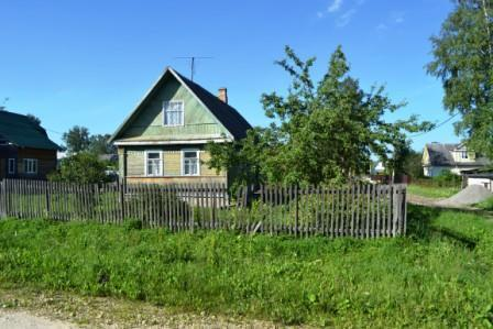 Жилой дом в дер. Мыза-Ивановка (Пудость), Гатчинский р-н