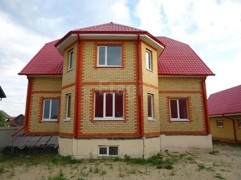 Продам 2-этажн. коттедж 350 кв.м. Ялуторовский тракт