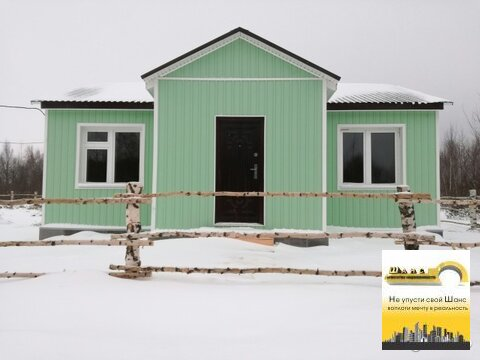 Продаю новый жилой дом в д.Гафидово