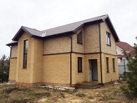 Новый двухуровневый домплощадью 140 м2в ДНТ Березки, д. Бояркино.