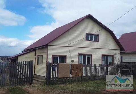 Продается дом. , Иглино, улица Николаева
