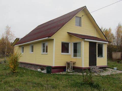 Дом в деревне Елькино, Александровский район, Владимирская обл.