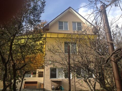 Продам коттедж в Сочи в тихом зеленом месте
