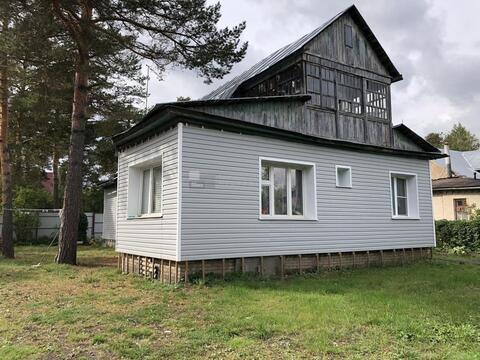 Дом 150 кв.м, Участок 10 сот. , Егорьевское ш, 10 км. от МКАД.