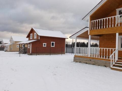 Дом дача для постоянного проживания Усадьба Тишнево 8 соток Киевское