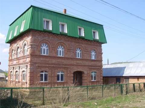 Дом в поселке Нугуш