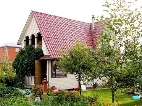 Два дома 100 кв.м. и 78 кв.м. на участке 6 соток в д. Медвежьи озера