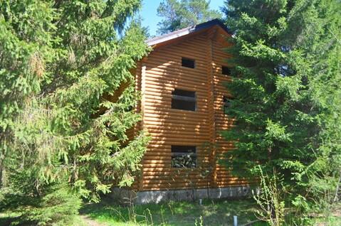 Коттедж в охраняемом лесном поселке рядом с Москвой