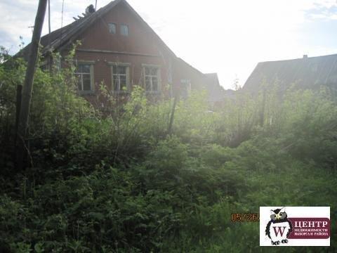 Продается участок с домом в пос.Соколинское