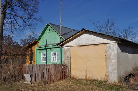 Продается жилой деревянный дом площадью 40 кв.м. в городе Малояросл