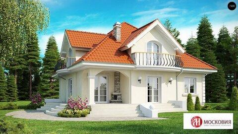 Дом площадью 187м2 на 15 сотках в Новой Москве, кп Подолье