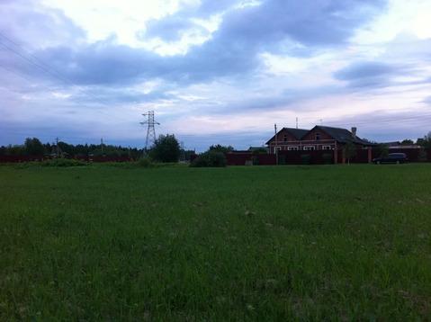 Продается 15 сот. земли в д. Богородское Рузский райн
