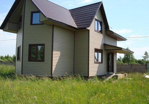Дом новый с пропиской в Лисавах, Переславский район, р. Кубрь