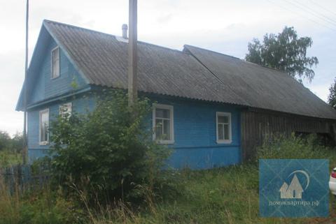 Дом в тихой деревне