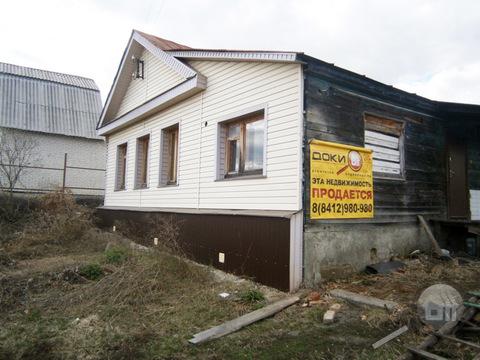 Продается дом с земельным участком, ул. Мотоциклетная