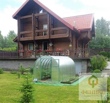 Капитальный зимний дом в лучших традициях загородного строительства!