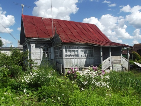 Продаю дом с газом в Струнино