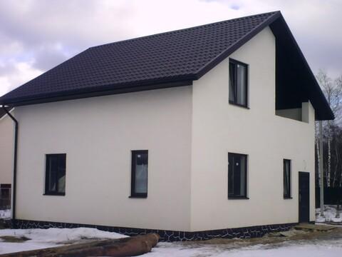 Новый дом с газом в Белоусово