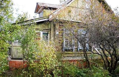 Продается 1 этажный дом 60 кв.м. на участке 9 соток