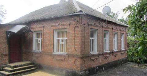 Продается 1-этажный дом, Бессергеновка