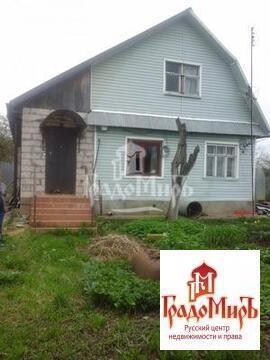 Продается дом, Манюхино д.