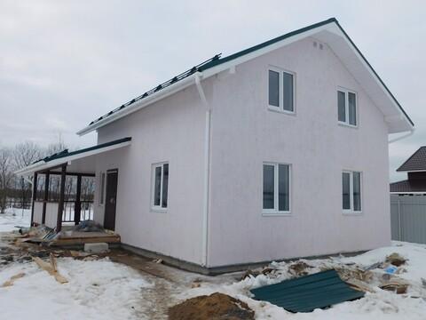 Продажа дома Киевское шоссе. Магистральный газ в доме.