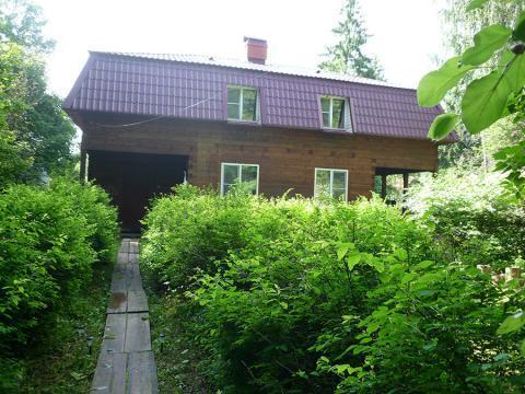 Жилой дом с участком г. Химки, мкрн Сходня по Ленинградскому шоссе